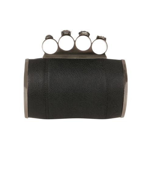 Religion Knuckle Duster Clutch Bag Image 1