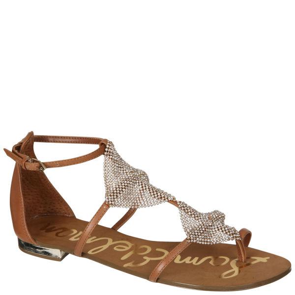 Sam Edelman Women's Tyra Sandals - Saddle