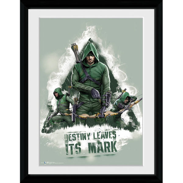 DC Comics Arrow Destiny - 30x40 Collector Prints