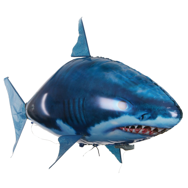Air Swimmers Remote Control Shark IWOOT