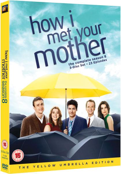 how i met your mother season 8 zzstream