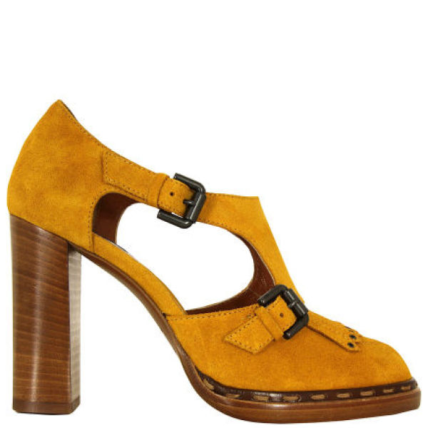 Paul Smith Shoes Women's Moore 025K Shoes - Mustard