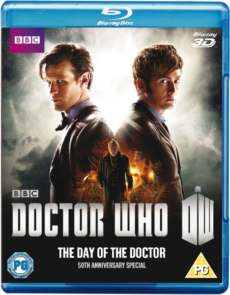 Doctor Who: The Day of the Doctor - 50th Anniversary Edition