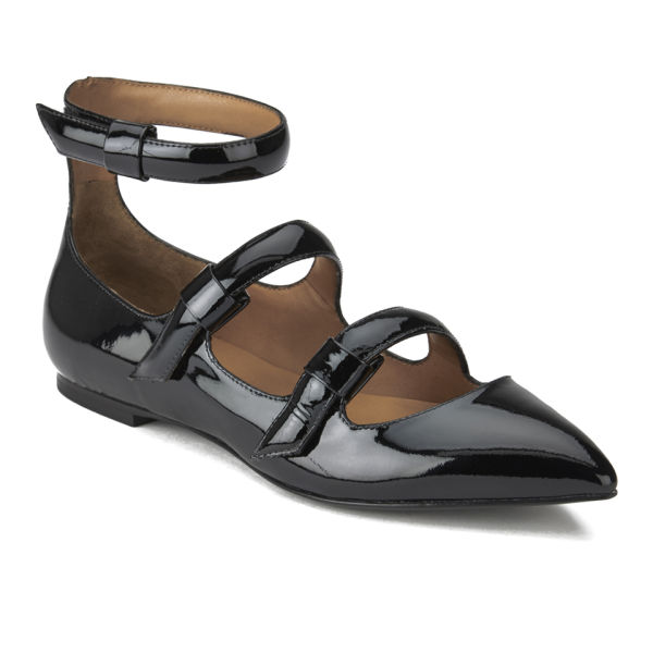 Marc By Marc Jacobs Woman Leather Sandals Black Size 37.5 Marc Jacobs Cheap Sale Manchester Cheap Real Finishline Cheap Exclusive Hot Sale Cheap Price Cheap Sale Best Sale IFhdlQwW