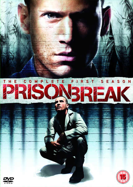 Prison Break - The Complete 1st Season [Box Set]