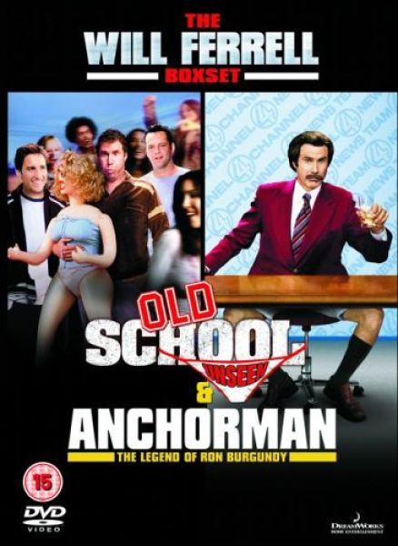 Old School/Anchorman
