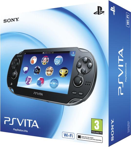 PS Vita (Wi-Fi Enabled)