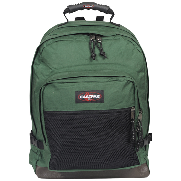 Eastpak Ultimate Backpack Wacko Green Clothing Thehut Com