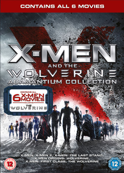 X-Men and The Wolverine Adamantium Collection