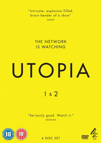 Utopia - Series 1 and 2