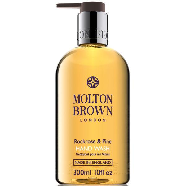 Jabón de manos Molton Brown Rockrose & Pine