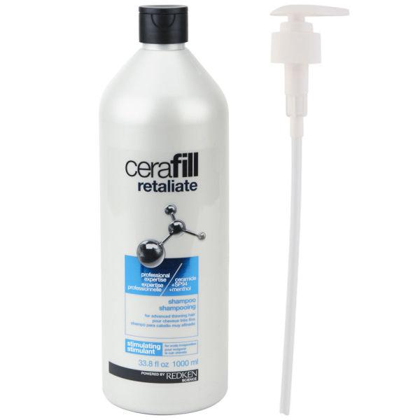 Redken Cerafill Retaliate Shampoo (1000ml)