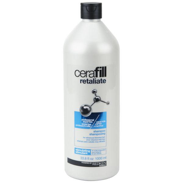 Champú Redken Cerafill Retaliate (1000ml)
