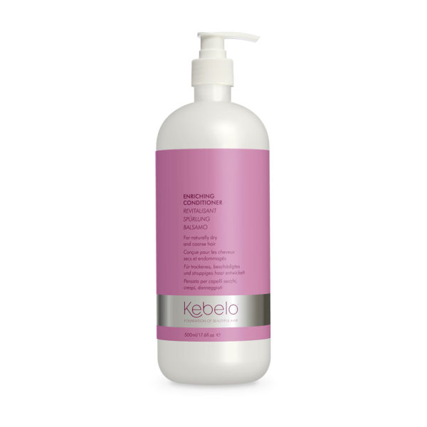 Après-shampooing Kebelo Enriching Conditioner (500 ml)