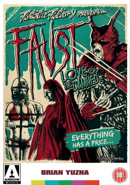 Faust Love Of The Damned Fantastic Factory Collection
