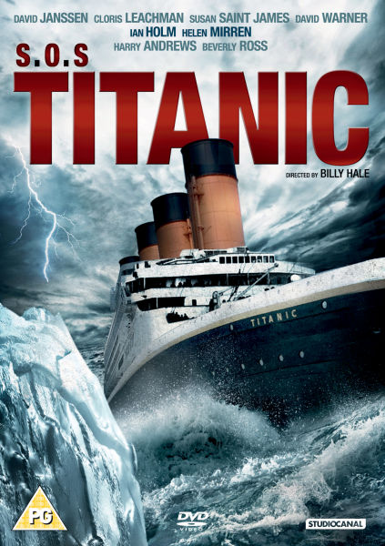 Sos Titanic Dvd Zavvi