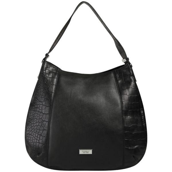 Fiorelli Isabella Hobo Bag Black Mix