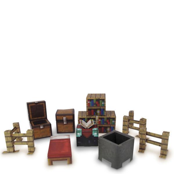 Jeux de Construction Papercraft