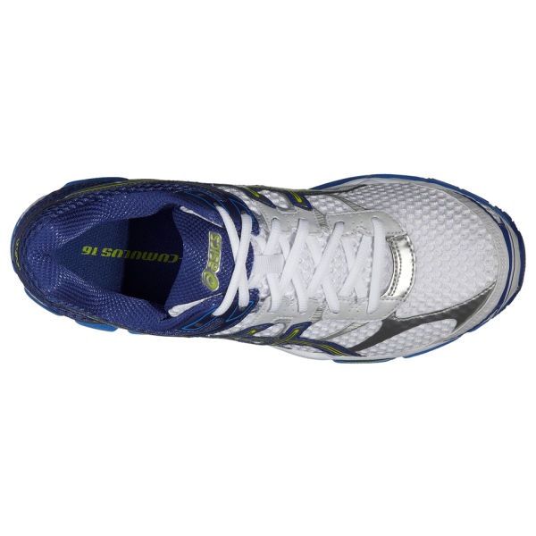 asics men's gel cumulus 16