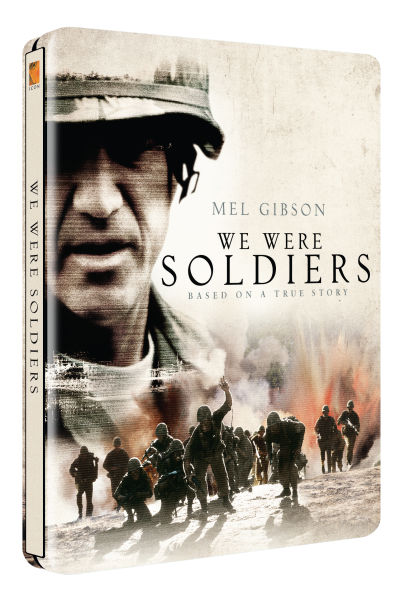 We Were Soldiers - Zavvi Exclusive Limited Edition Steelbook (Ultra Limited Print Run) (UK EDITION)