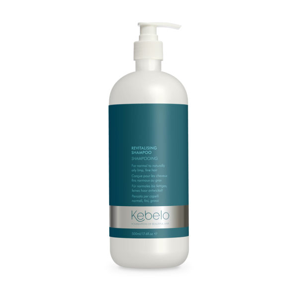 Kebelo Revitalising Shampoo (500 ml)