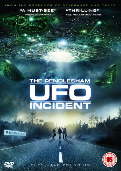The Rendlesham UFO Incident (Hanger 10)