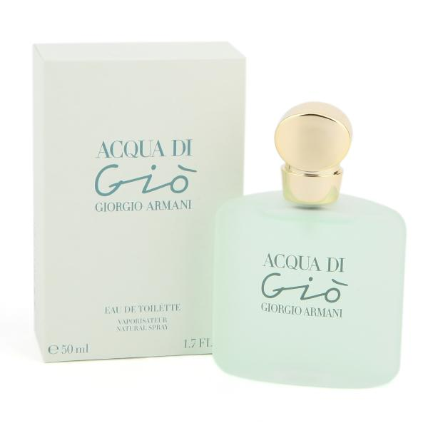 Giorgio Armani - Acqua di Gio 50ml EDT | Free Shipping | Lookfantastic
