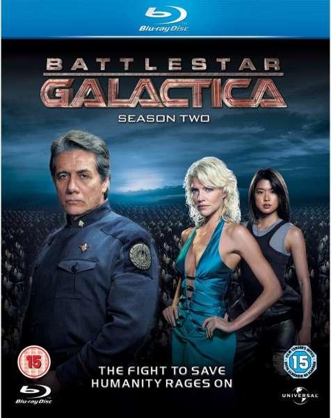 Battlestar Galactica Saison 2