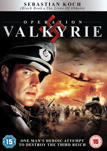 Operation Valkyrie Dvd Zavvi