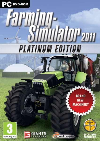 Farming Simulator Platinum Edition