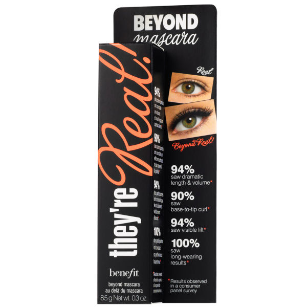 benefit They're Real! Mascara - Black Reviews | Free Shipping ...