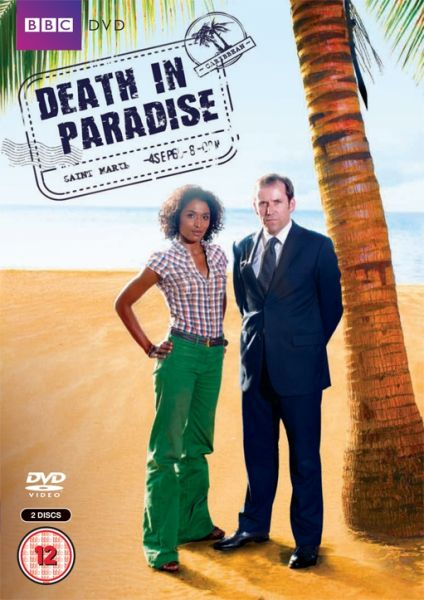 Death in Paradise - Series 1 DVD | Zavvi