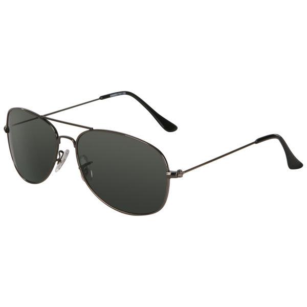 c8a33e89eb Nice Aviator Sunglasses - Gunmetal Mens Accessories