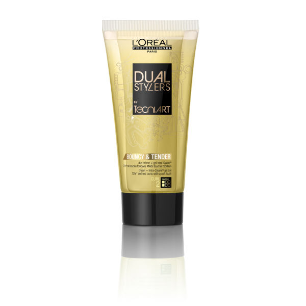 L'Oréal Professionnel Tecni ART Bouncy And Tender (150 ml)