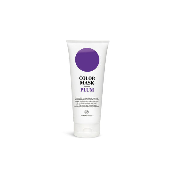 KC Professional Colour Mask -  Plum (40ml)