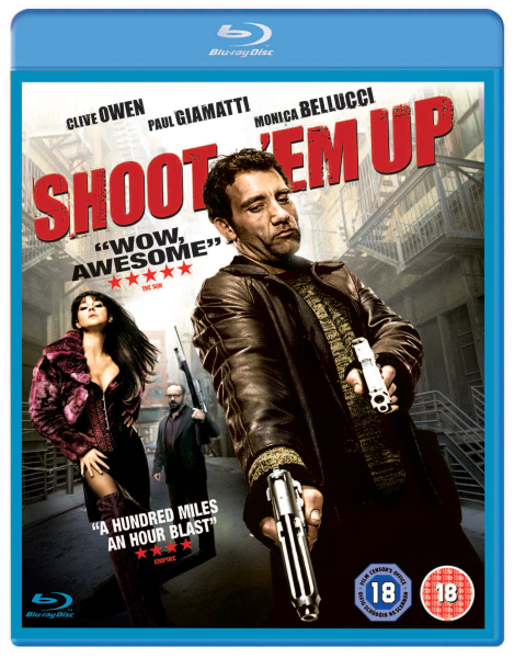 Shoot Em Up Blu Ray Zavvi Com