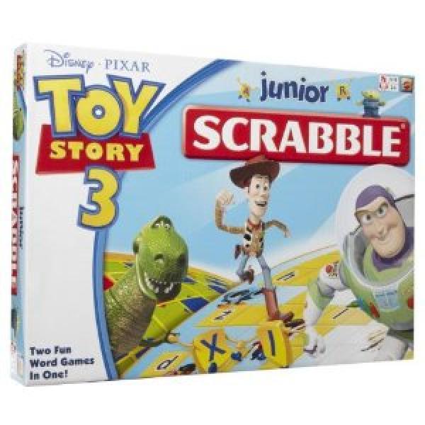 Scarecrow Toy Story 3 Game : Toy story junior scrabble toys zavvi