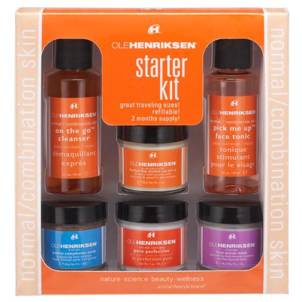 Normal/Combination Skin Starter Kit