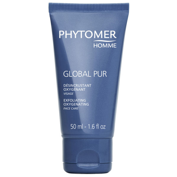 Phytomer Men Global Pur 去角質護臉霜(50ml)