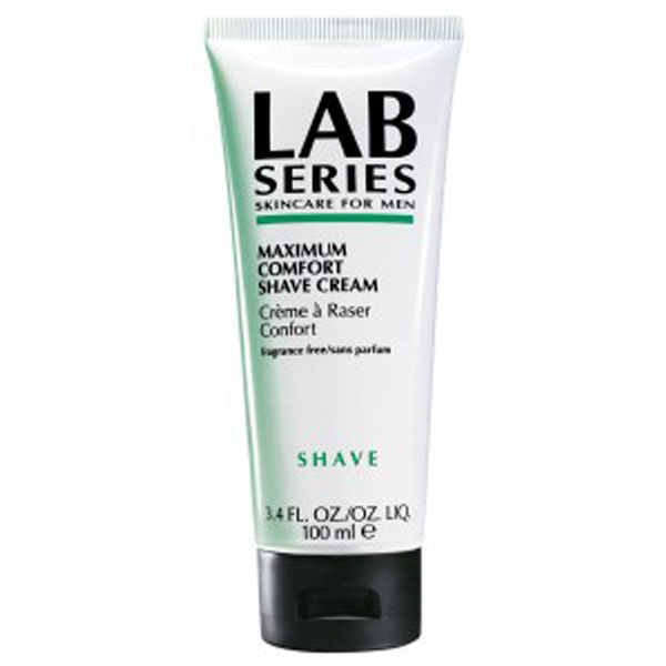 Skincare For Men Maximum Comfort Shave Cream de Lab Series (100ml)