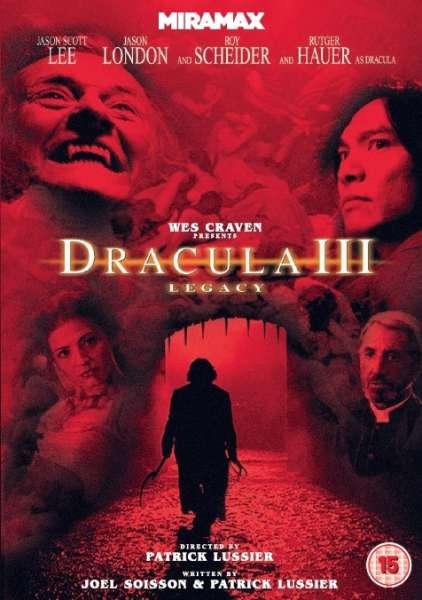 Wes Craven Dracula 2