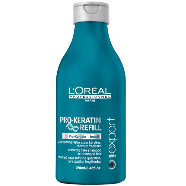 L'Oreal Professionnel Serie Expert Pro-Keratin Refill Shampoo (250ml)