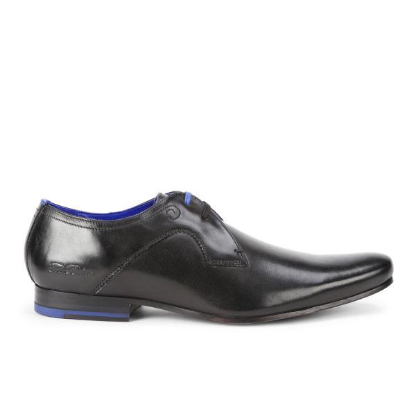 Ted Baker Men S Martt Leather Shoes Black Clothing Thehut