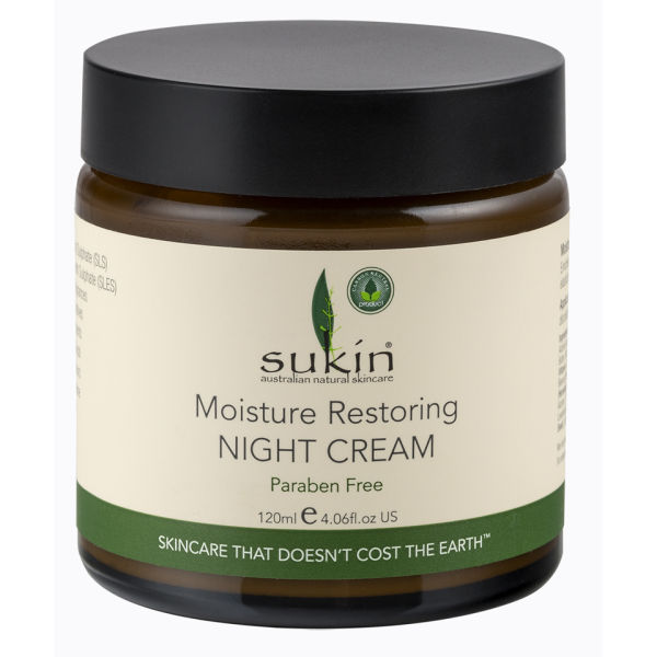 Sukin Moisture Restoring Night Cream (120 ml)