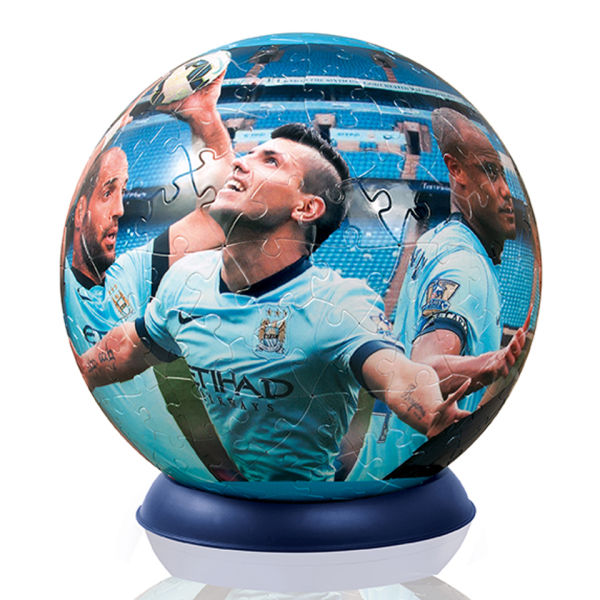 Puzzle 3D -Manchester City- Paul Lamond