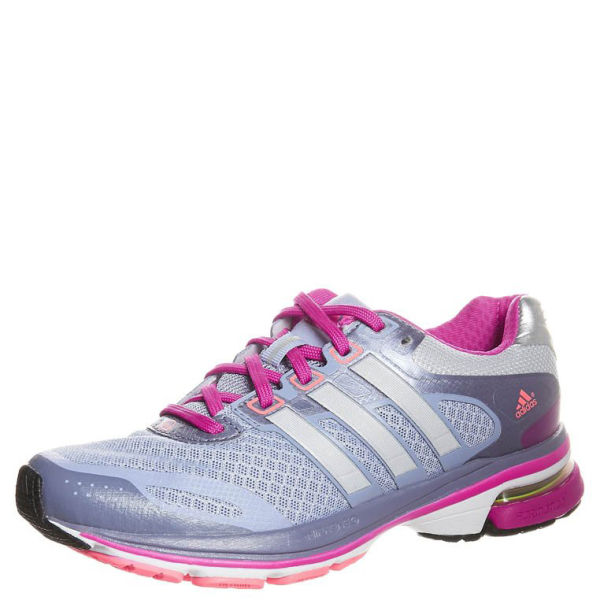 88fc2adff6df40 Adidas Women S Supernova Glide 5 Running Shoe Priam Blue Metallic