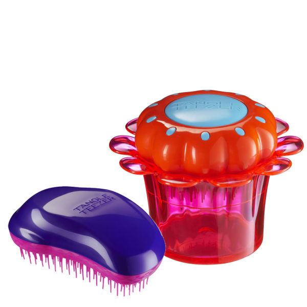 Tangle Teezer Mum and Daughter duo brosses à cheveux  - rose et violet