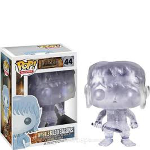 The Hobbit Invisible Bilbo Pop! Vinyl Figure