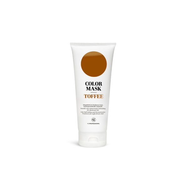 KC Professional Colour Mask -  Toffee (40ml)