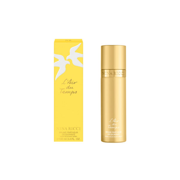 Nina Ricci Women'sL'Air du Temps Fresh Deodorant Spray (100ml)